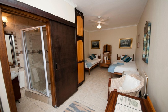 Room Number 5-4, Lagoon Breeze Guest House